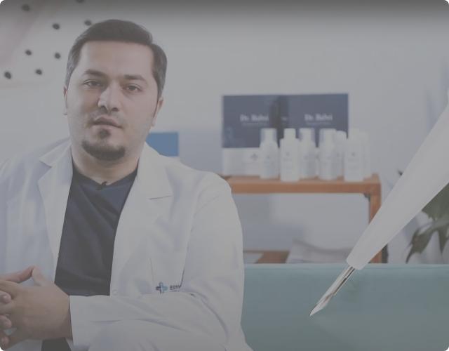 La greffe de cheveux DHI expliquée par le Dr. Balwi