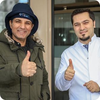 Dr. Balwi und der Sänger Rafet el Roman