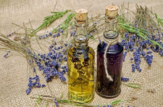 Haarwachstum mit ätherische Öle - Lavendeöl