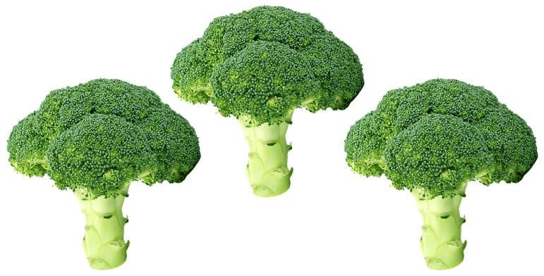 Sulforaphan gegen Haarausfall - Brokkoli