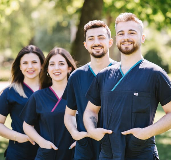 Il team degli esperti Elithair per il trapianto di capelli